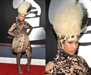 3. Nicki Minaj in Givenchy