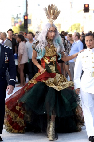 Lady Gaga S Best Dressed Moments Velvet Magazine Is A