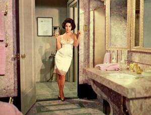 Elizabeth Taylor BUtterfield 8, 1960