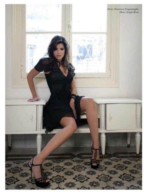 Sofia for velevet Magazine!