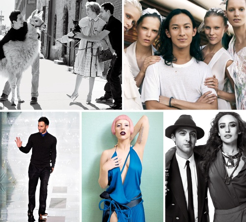 The Nominees For This Year's CFDA Awards