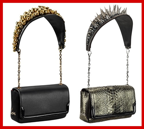 Christian Louboutin new Bags!!