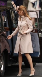 Princess Beatrice of York  Valentino couture