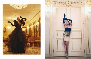 the belle of the ball: Lucas Velky Kimlicka In Velvet Magazine Issue  2