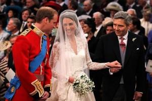 Catherine Middleton's Wedding Dress