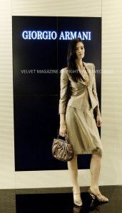 Giorgio Armani Autumn/Winter 2012 Preview