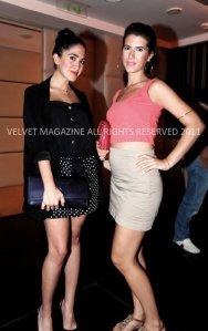 Velvet magazine @ Launch of UAE's 1st Video Blog