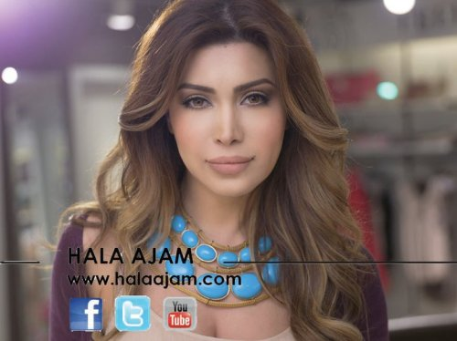 Nawal Al Zoghbi Exclusive Picture For Velvet Magazine