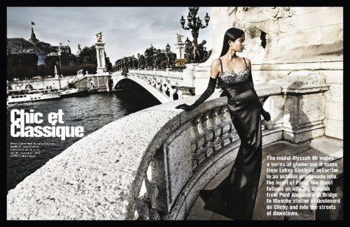 Velvet magazine issue 3 Chic et Classique