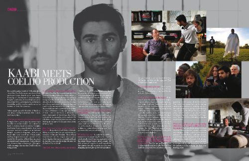 exclusive interview with Abdulah Al Kaabi in Velvet magazine issue 3