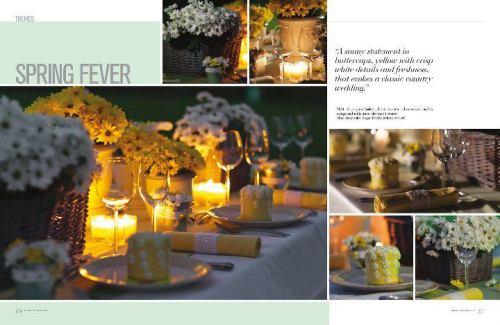Velvet magazine issue 3: planner Dot the i's
