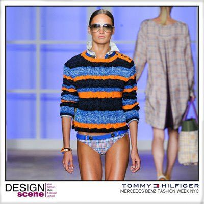 Tommy Hilfiger Womenswear Spring Summer 2012 Collection