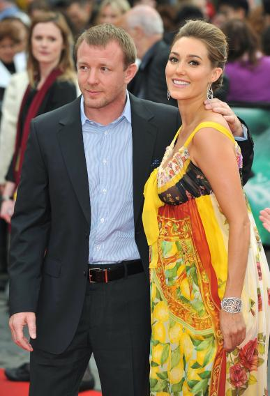 Guy Ritchie and Jacqui Ainsley Welcome a Baby Boy