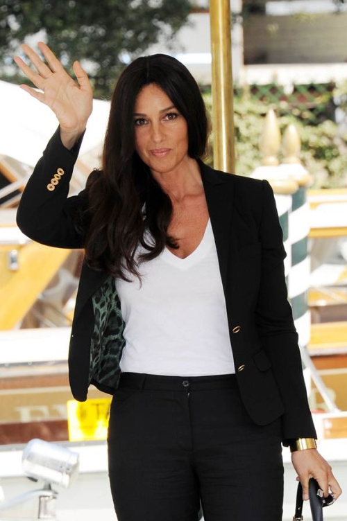MONICA BELLUCCI in Venice
