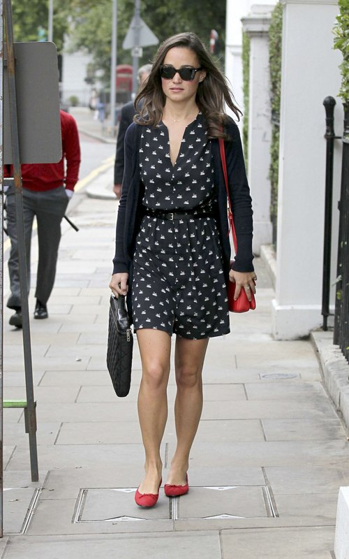 Pippa Middleton: Working it in Style