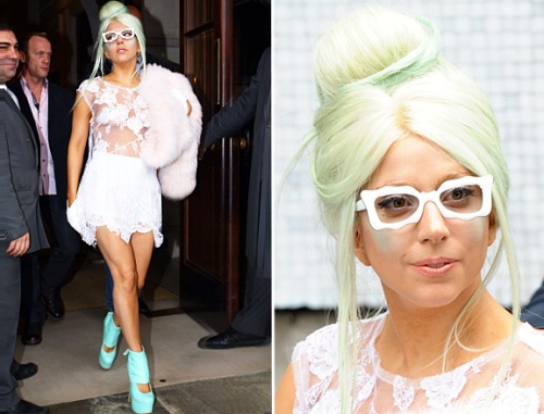 Lady Gaga Mint